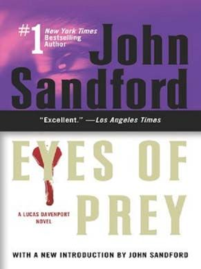 Eyes Of Prey A Novel By John Sandford