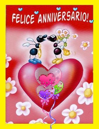 Immagini Snoopy Anniversario Matrimonio.Gif Buon Anniversario Happy Anniversary Joyeux
