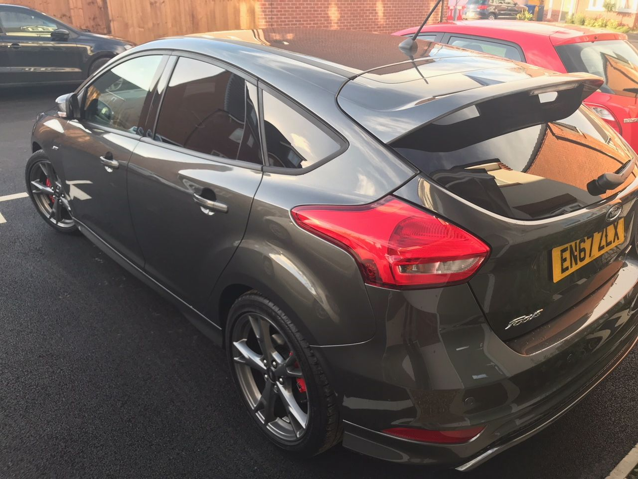 FORD FOCUS HATCHBACK 1.0 EcoBoost 140 ST-Line X 5dr Manual #cars #ford  #carlease
