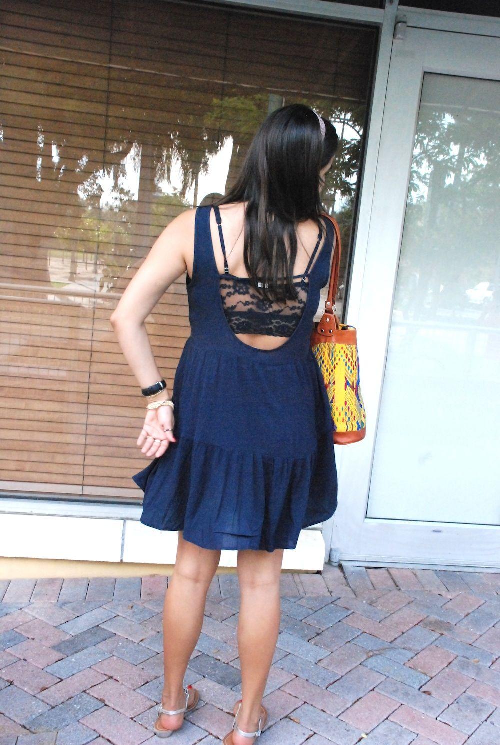 lace details! #AHintofLife #ootd