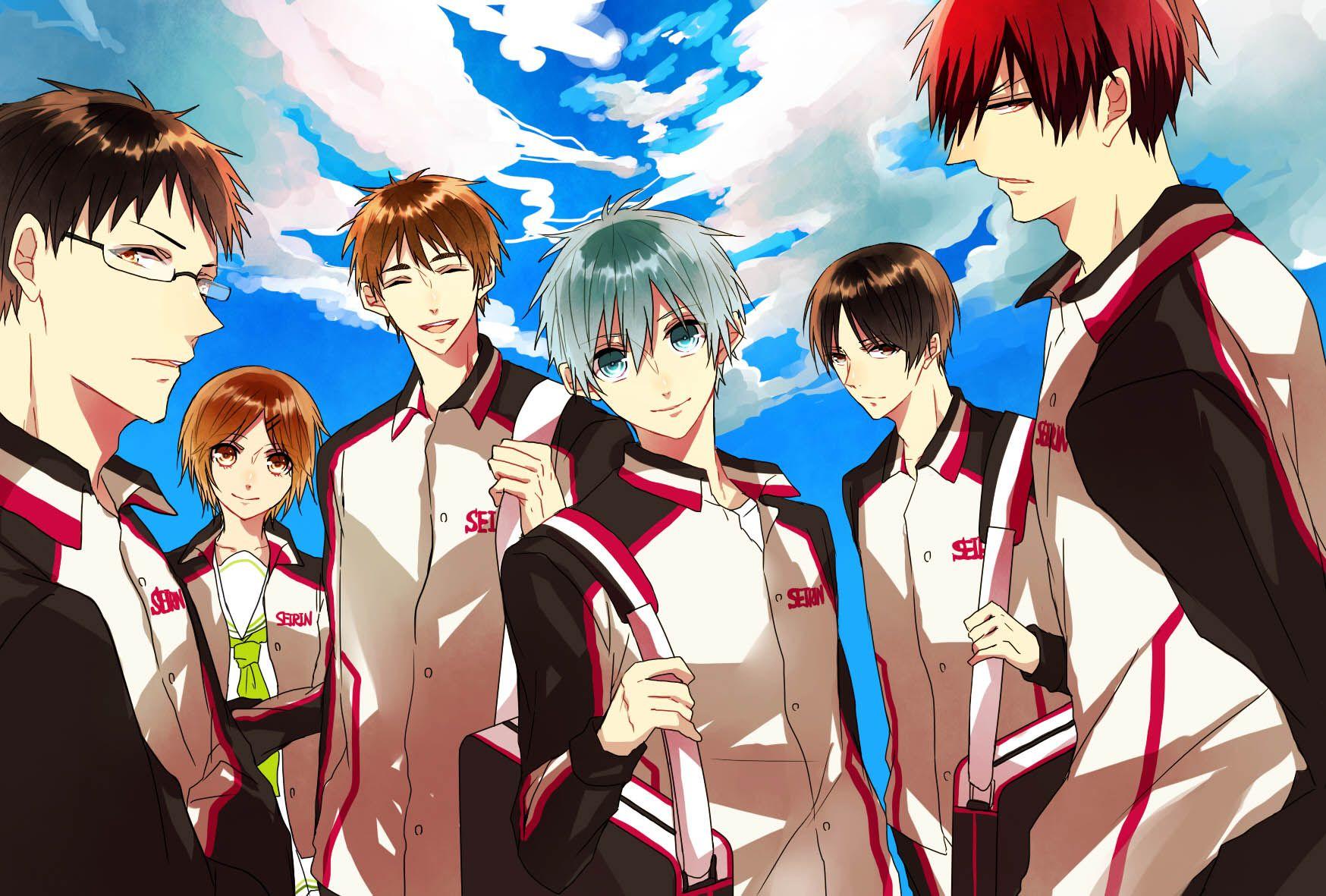 Kuroko No Basket Team Wallpaper Kuroko