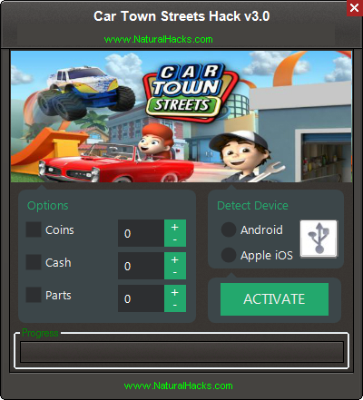 Car Town Streets For Android