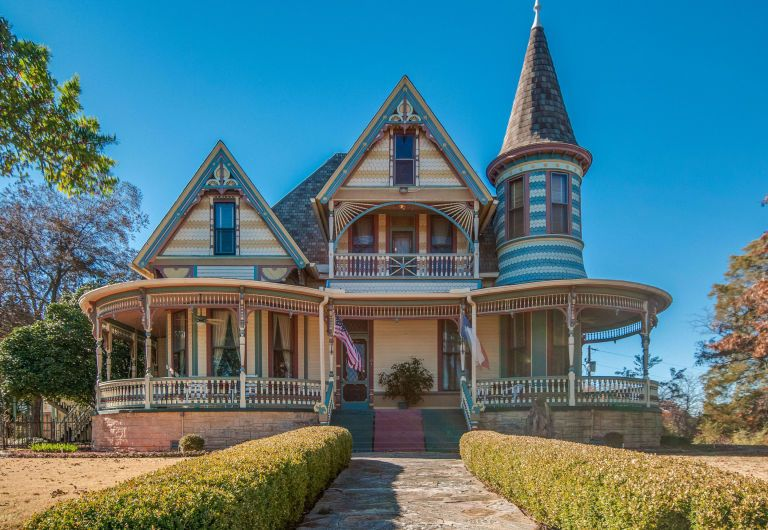 for texas sale in houses Vintage