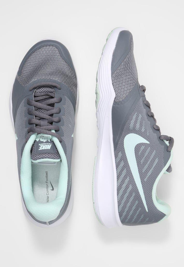 newest c77b8 b0fcb Imagen principal de producto de Nike Performance CITY TRAINER Zapatillas  fitness e indoor cool grey