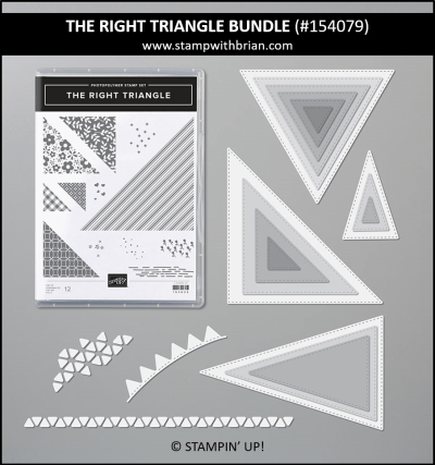 Happy Birthday With The Right Triangle Bundle In 2020 Right Triangle Hexagon Cards Triangle