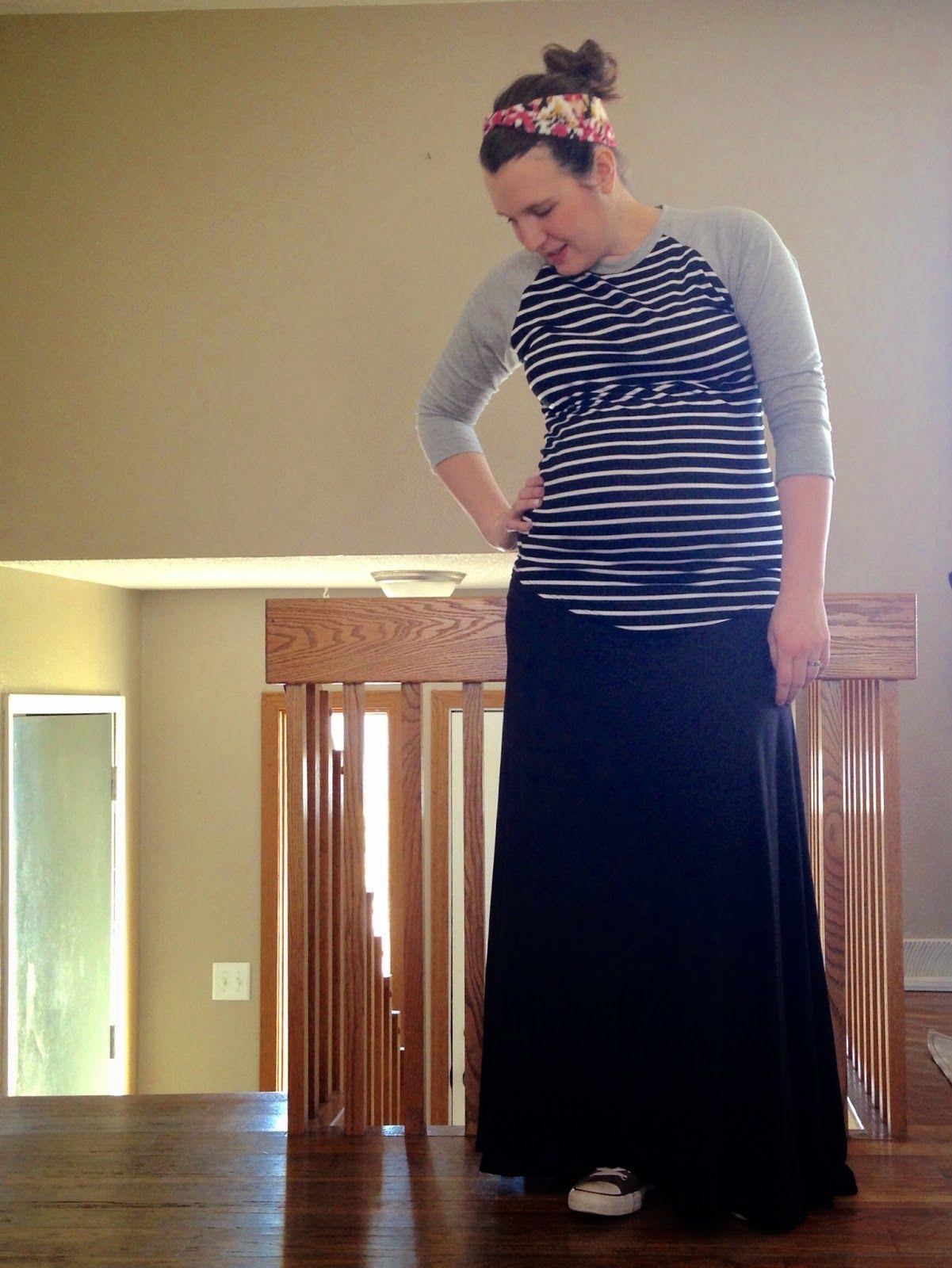 Lularoe randy tee maxi skirt and baby bump love it randy bybmg maternity style lularoe maxi skirt and randy tee ombrellifo Gallery