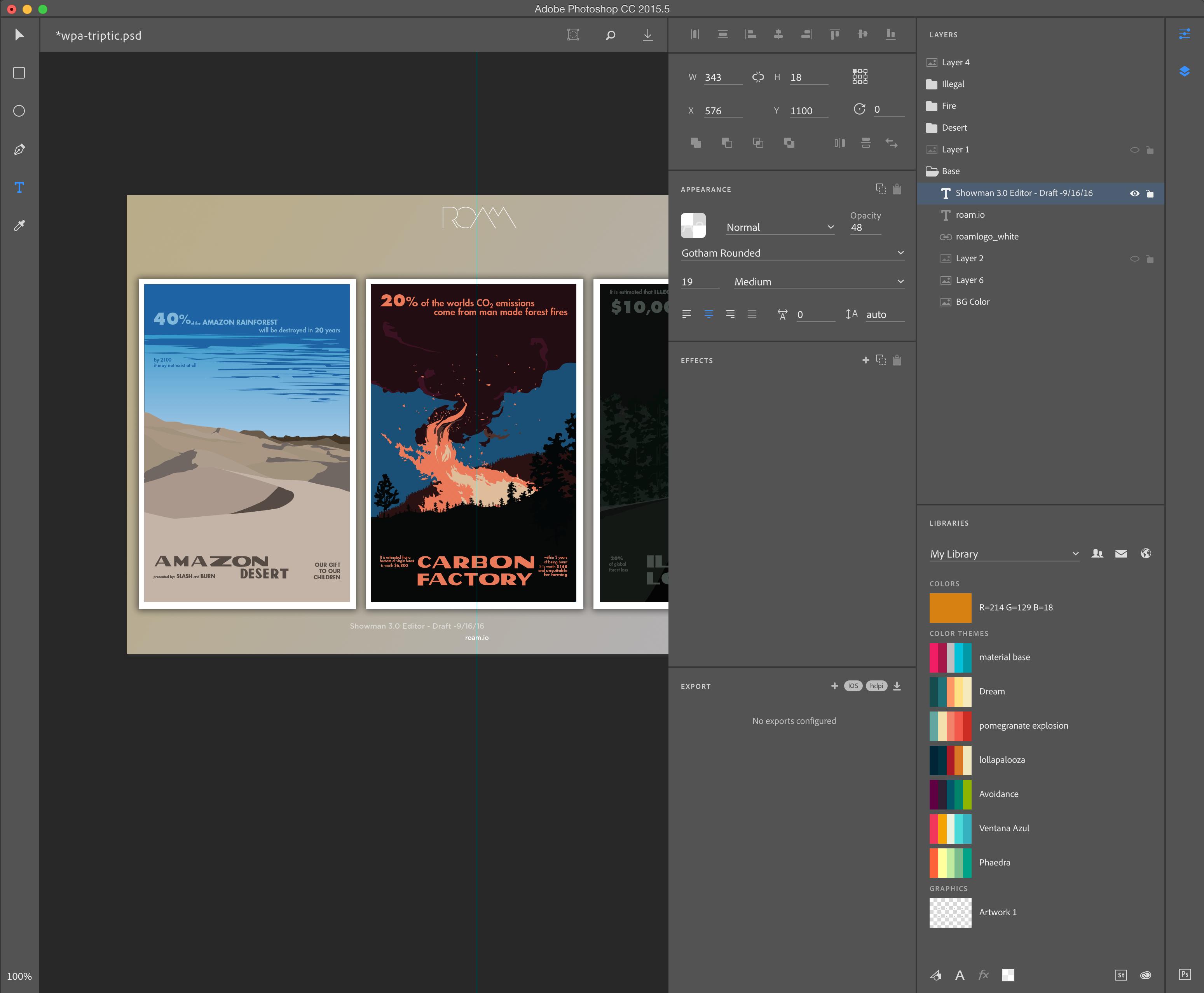 Photoshop's new editor mode