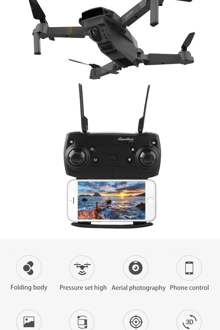 The DroneX Pro Was Built To Go Wherever Adventure Takes You. Portable    Foldable Features. 3b98f89efc