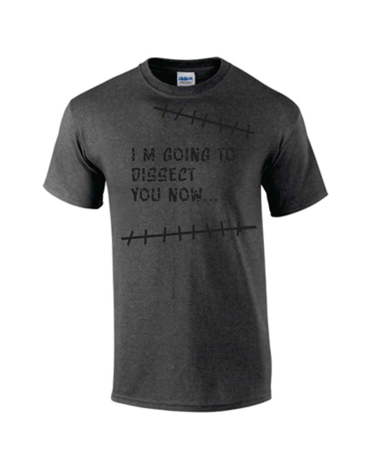 I'm Going to Dissect You Now - Soul Eater Fan Shirt - (Discontinued). $10.00, via Etsy.