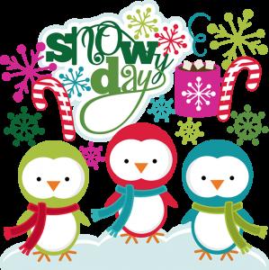 Snow cute. Snowy day svg cutting