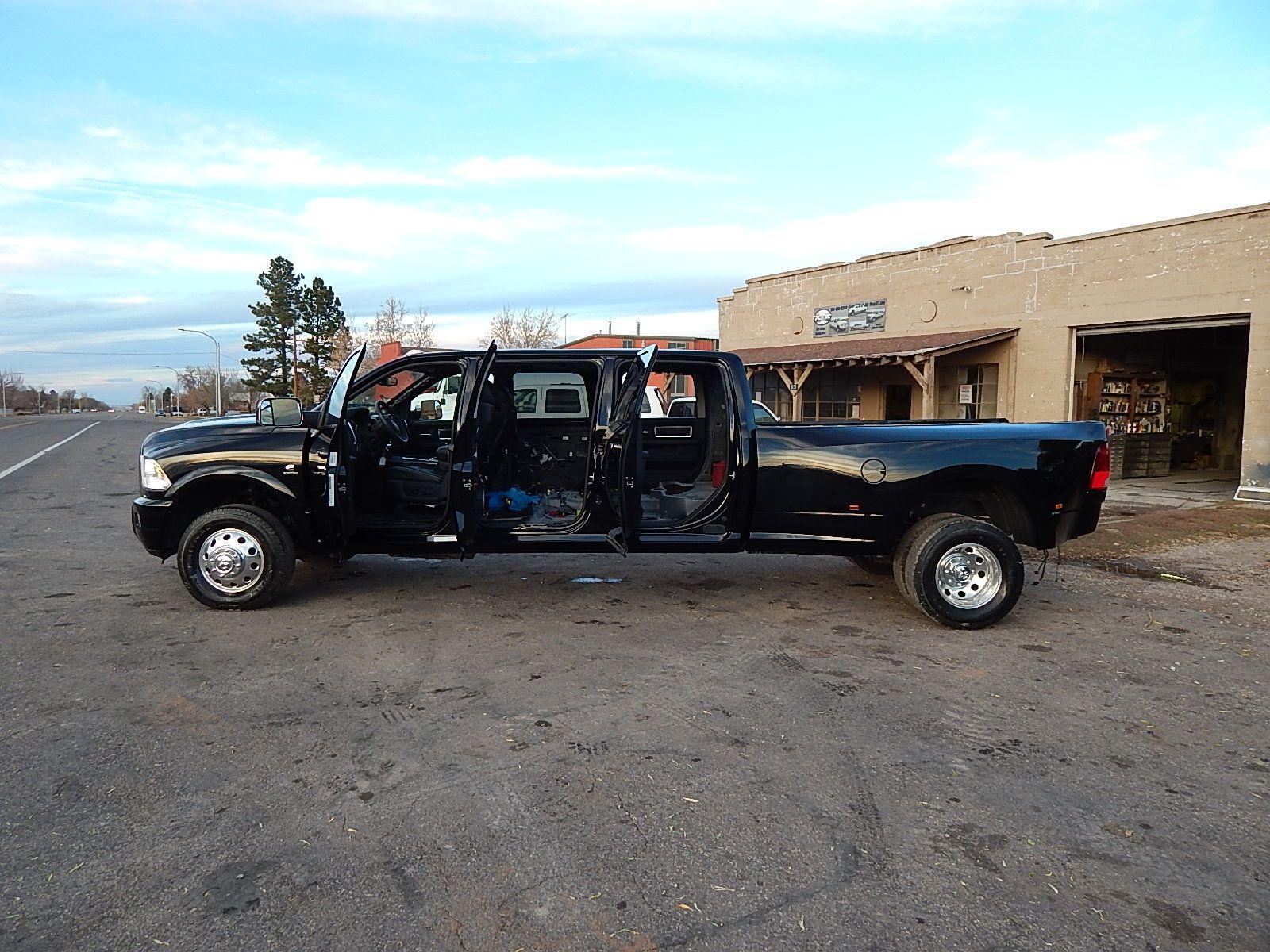 Diesel Sellerz 6door Dodge | 700 Hours Lateru2026. Probably The Coolest Dodge 6  Door