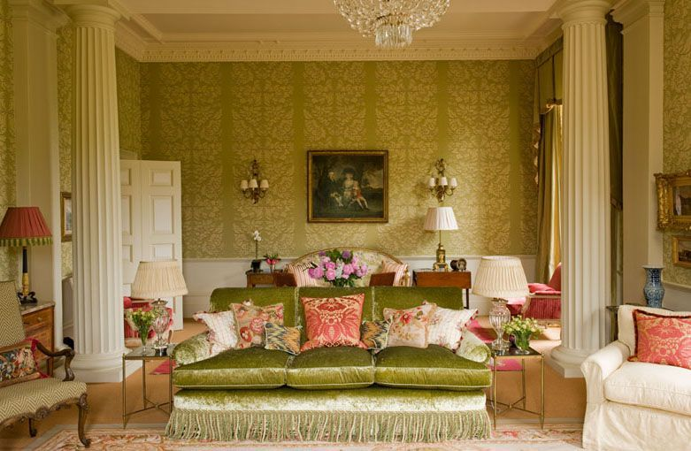 Mark Gillette: Georgian Country House Restoration And
