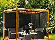 20 id es pour fabriquer un salon de jardin avec des - Fabriquer un salon de jardin ...