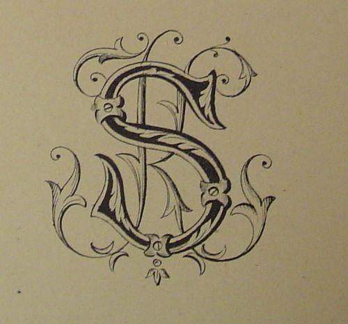 Ks Moderne1 By Debals Lettering Alphabet Illuminated Letters Monogram Design