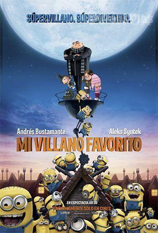 Ver Mi Villano Favorito 2 2013 Online Latino Hd Pelisplus Peliculas De Animacion Mi Villano Favorito 2 Mi Villano Favorito