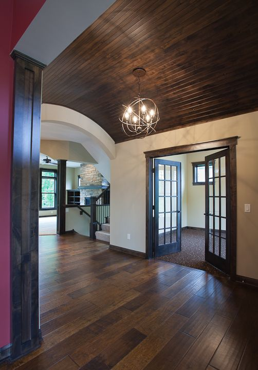 Greenwood Builders Home Pinterest Ceilings Barrels