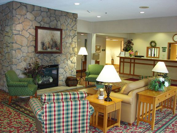 Coshocton Village Inn Suites Hotel Lobby Places To Stay