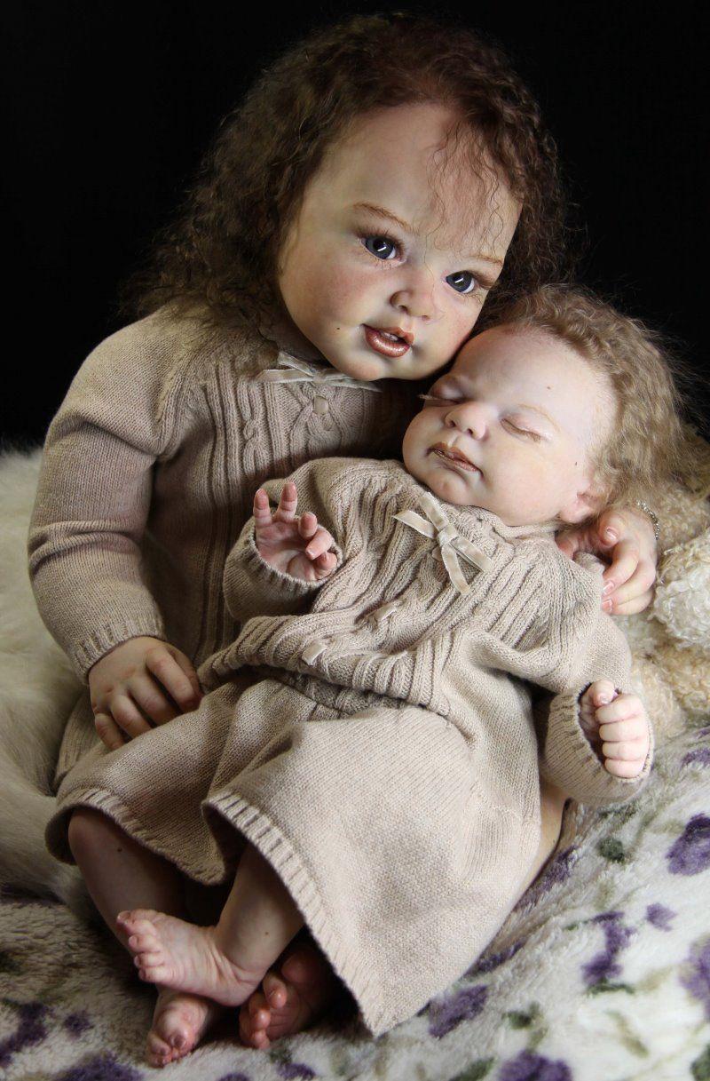 Adrie Stoete dolls