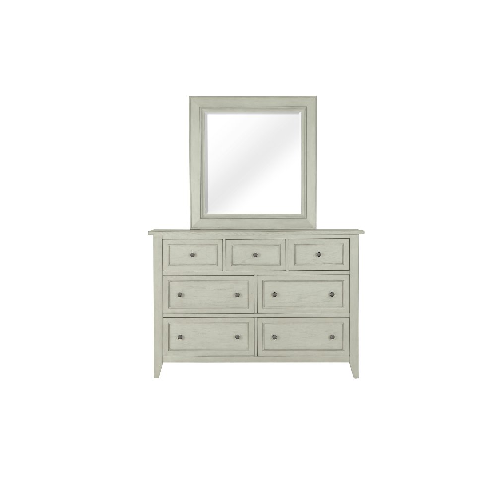 Weathered White Dresser Raelynn White Dresser Weathered White Rc Willey Furniture [ 1000 x 1000 Pixel ]