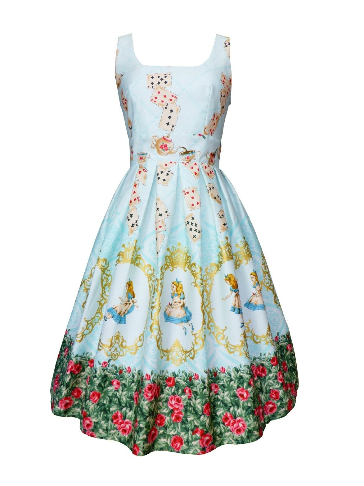 68b8383ee307 alice_dress.jpg Alice In Wonderland Outfit, Alice In Wonderland Vintage,  Alice In Wonderland