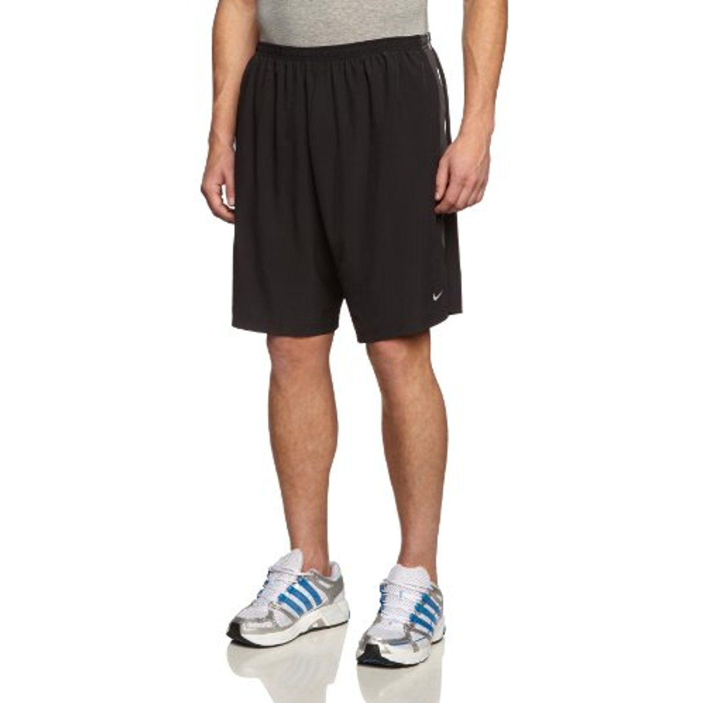 Nike 9 inch drifit running shorts click on the image