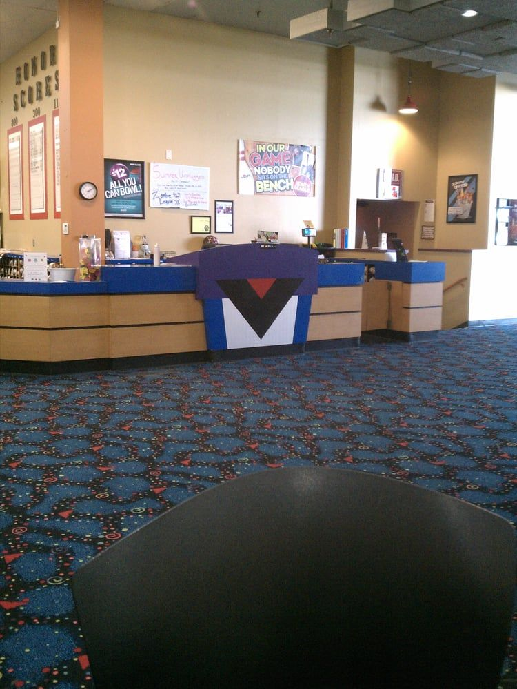 Photo Of Amf Bowling Centers Bloomington Mn United States Front Desk Amf Bowling Bowling Center Bowling