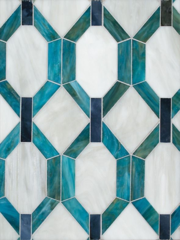 New Ravenna Tile in 2020 New ravenna, Tanzanian, Mosaic