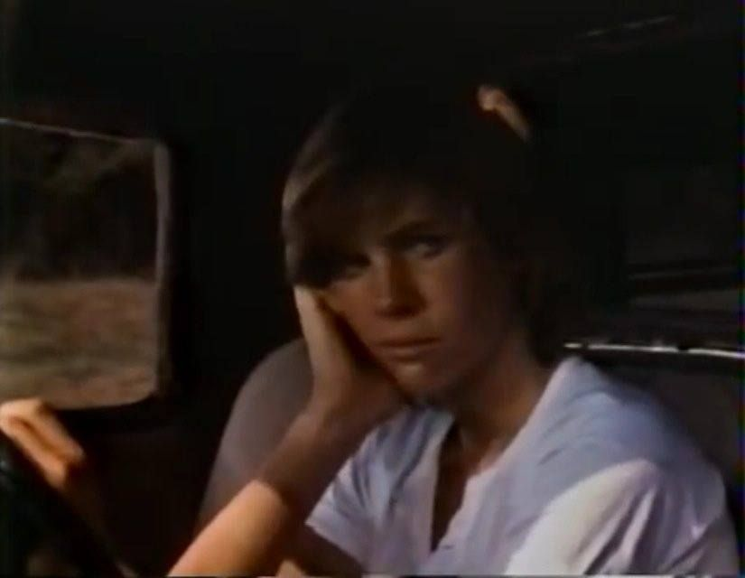 Kristy mcnichol in the night the lights went out in