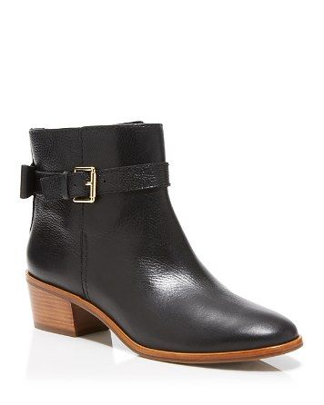 kate spade new york Ankle Booties - Taley Bow Back