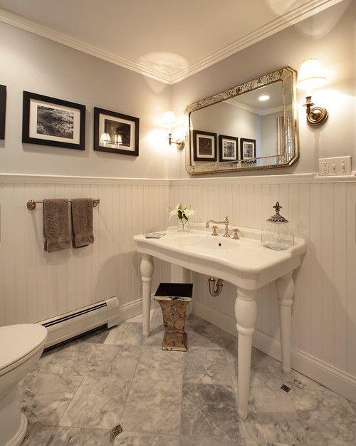 12 idee per decorare un bagno in stile vintage (fotogallery ...