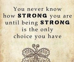 Keep Strong. #inspirational | Inspirational Quotes | Quotes