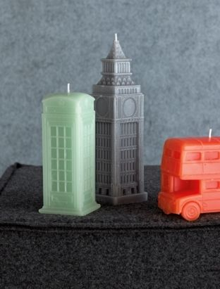 London Candles: $13