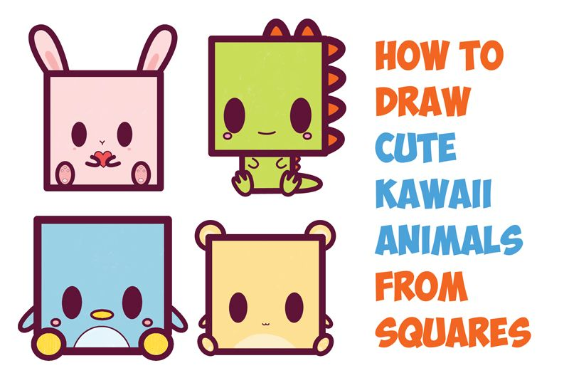 today i will show you how to draw cute kawaiistyle