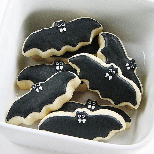 cookies, bats