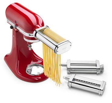 Other 3 Piece Pasta Roller Cutter Set Ksmpra Kitchenaid In 2021 Kitchenaid Pasta Roller Kitchenaid Pasta Roller Attachment Kitchenaid Pasta