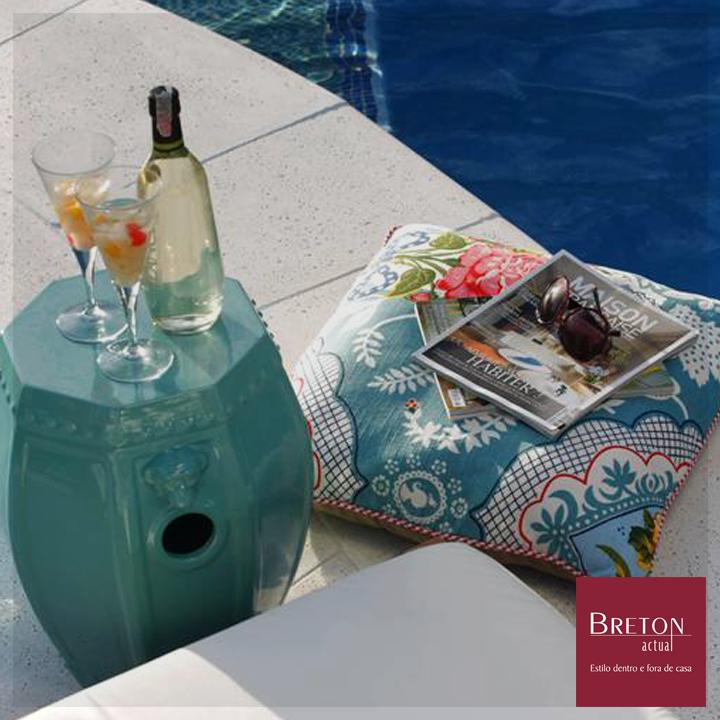 Preparado para curtir o verão na beira da piscina acompanhado de bons drinks? #BretonActual #Breton