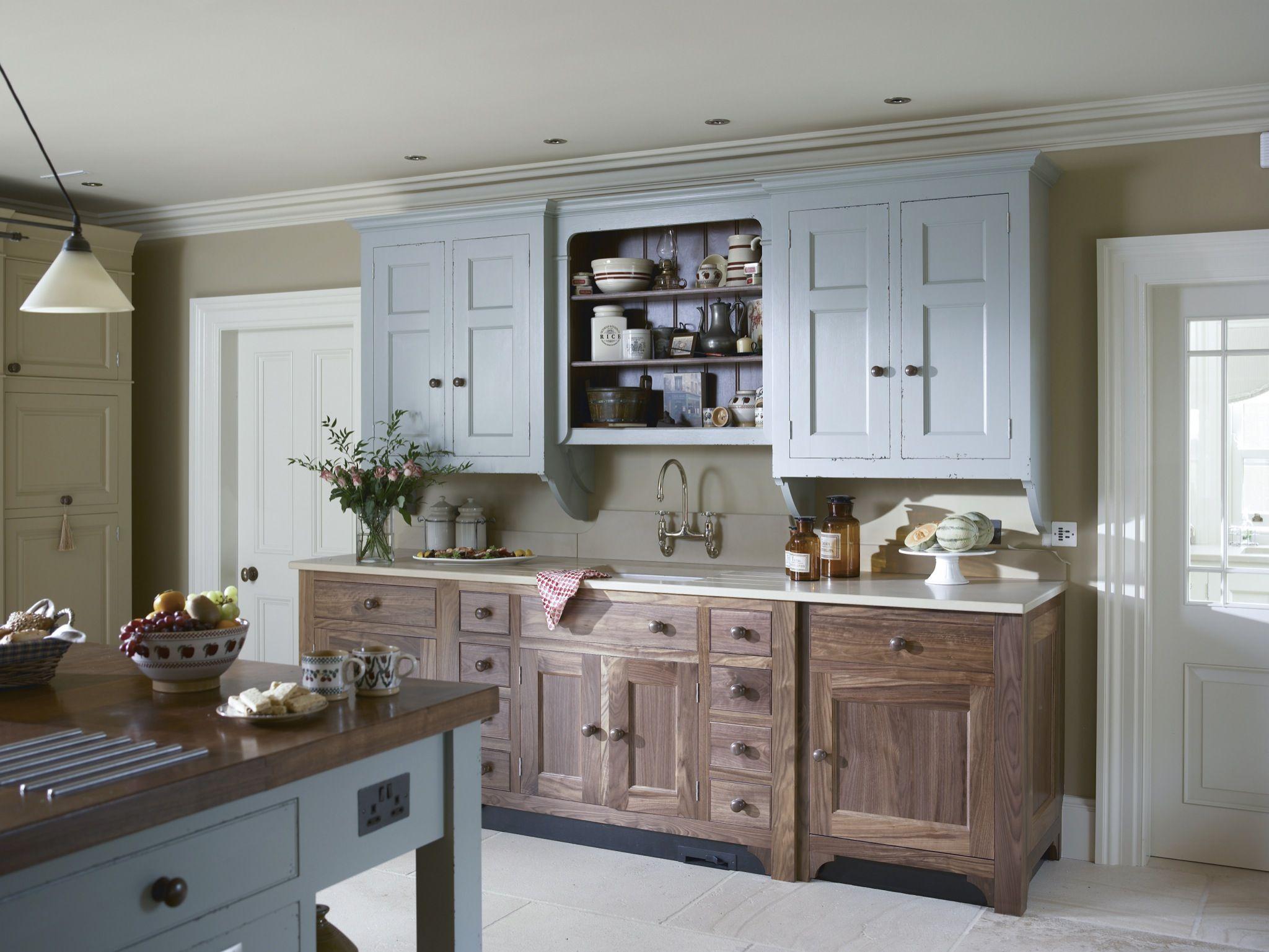 Country House Ireland Hayburn Co Freestanding Kitchen