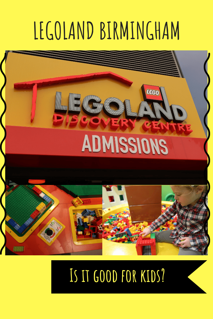 Legoland Discovery Centre Birmingham Days Out With Kids In The
