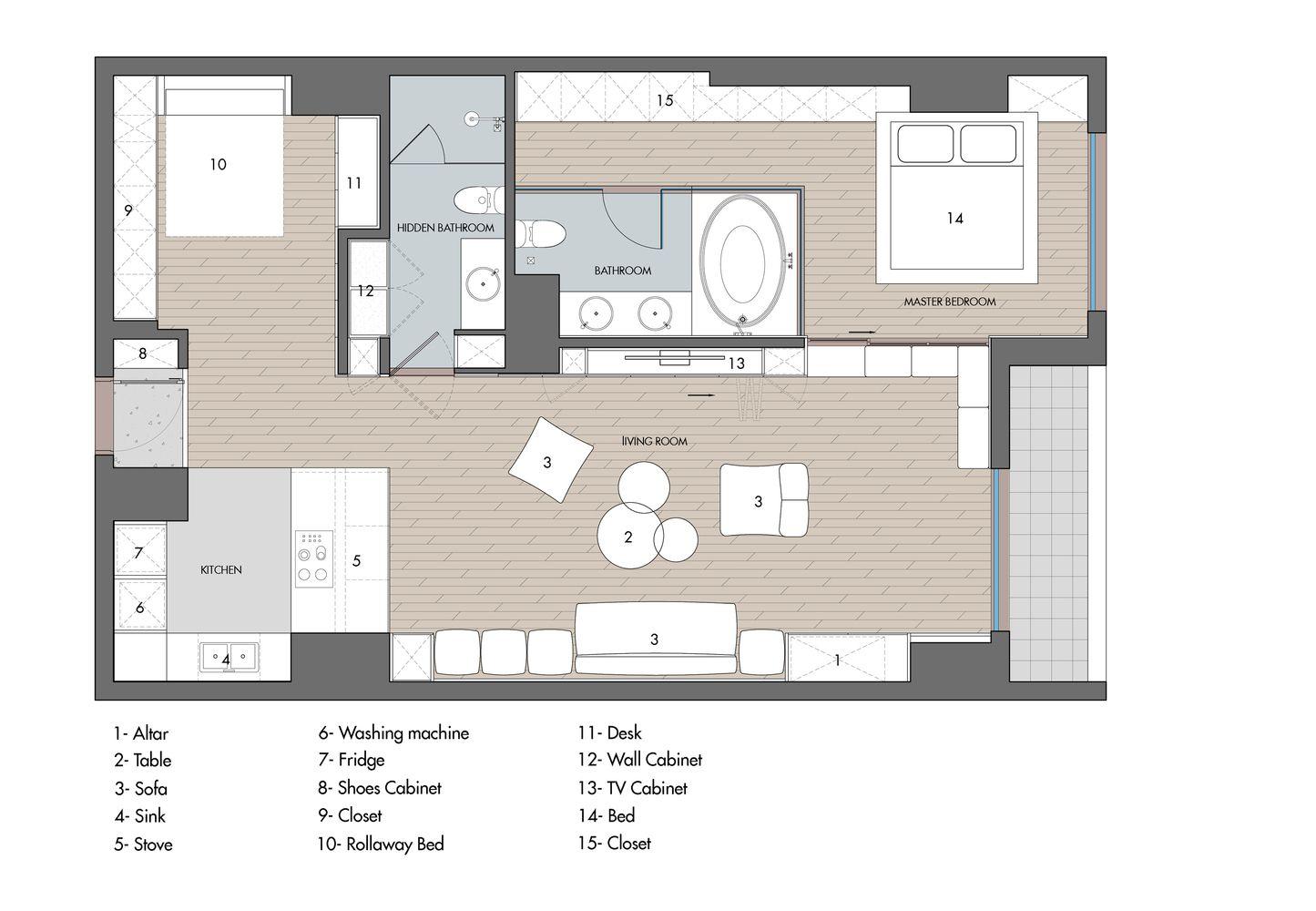 Ghim Tren Floor Plans
