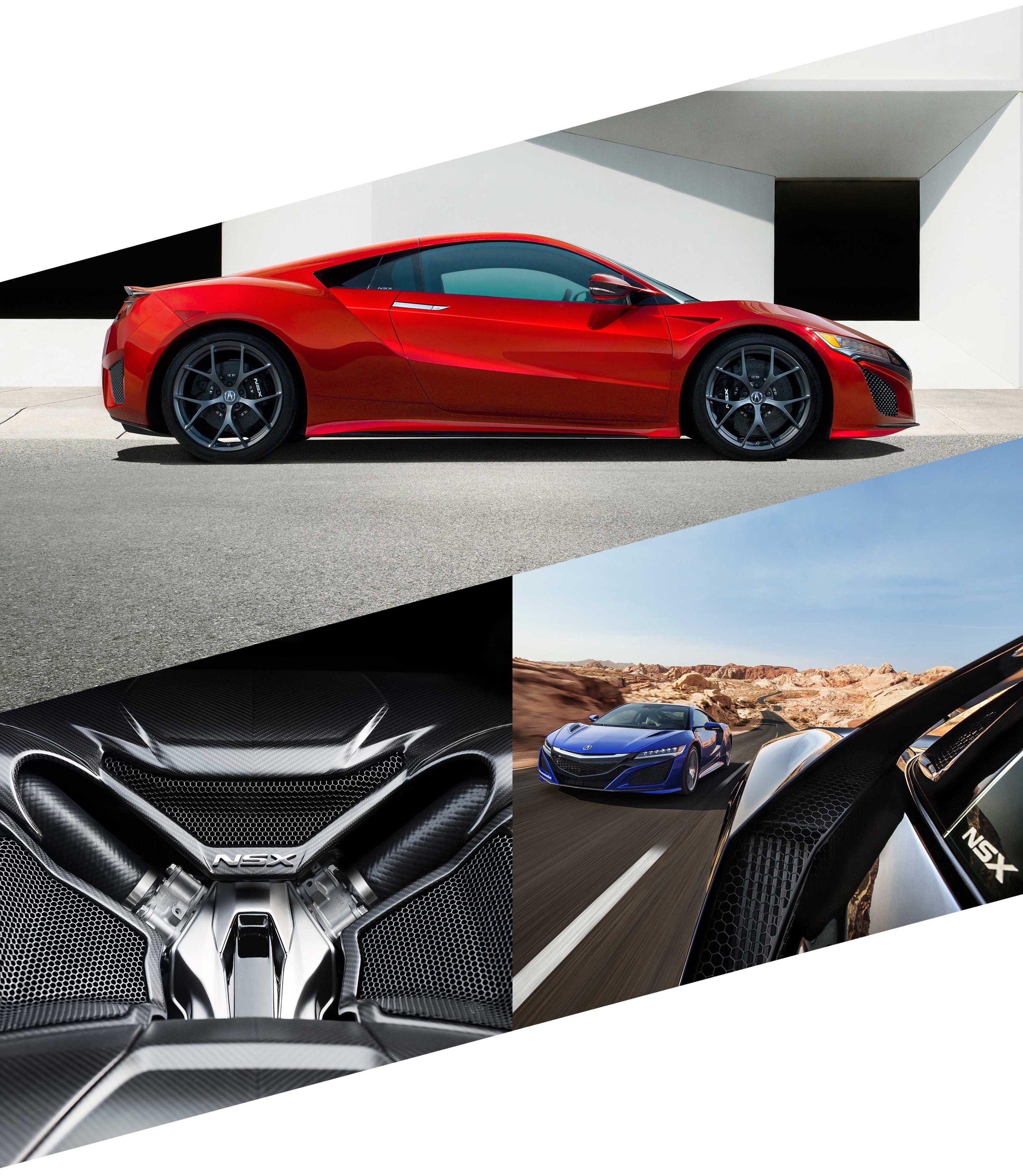 2018 Acura NSX – Next-Generation Supercar