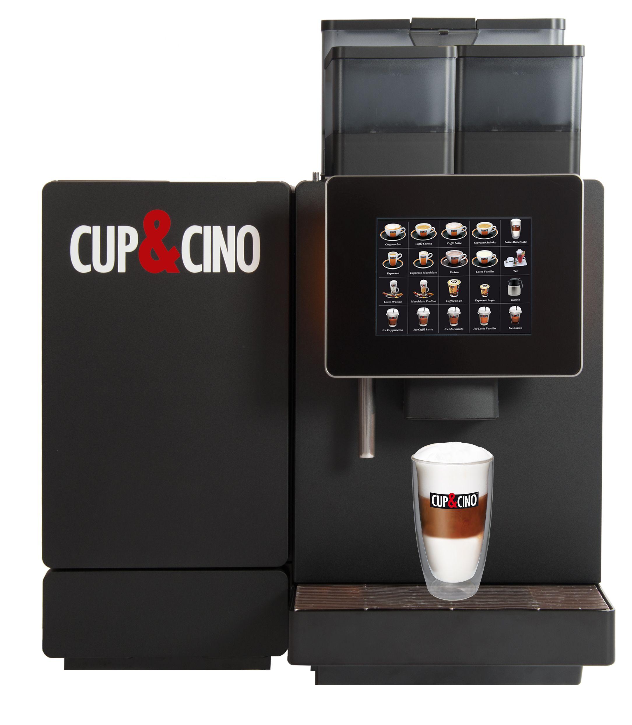 Die neue BusinessKLASSE Kaffeevollautomat Barista Lattico 600