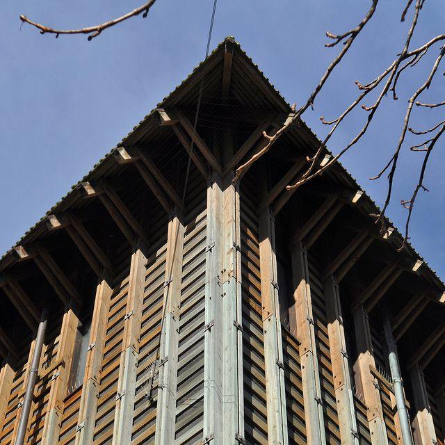 hans chr. hansen, architect: svanemølle koblingsstation, copenhagen 1966-1968 | Flickr - Photo Sharing!