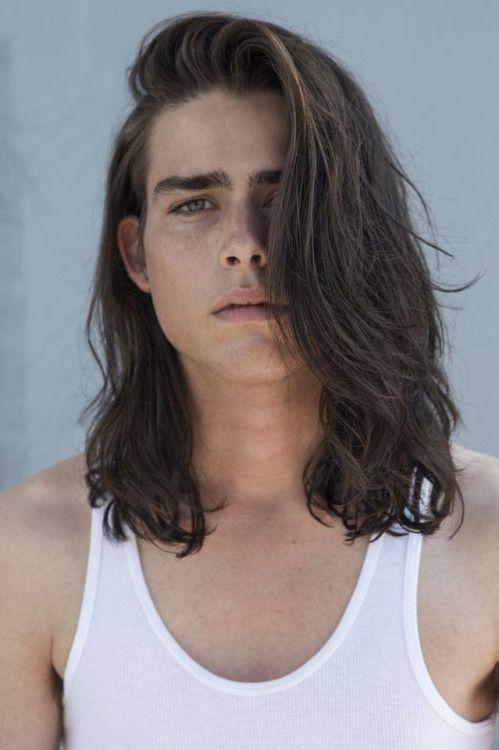 Matt Devlin Australian Model Long Hair Styles Men Long Hair Styles Mens Hairstyles