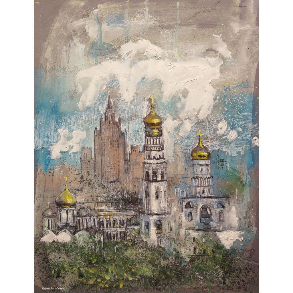 Дарья Воробьева - Две эпохи