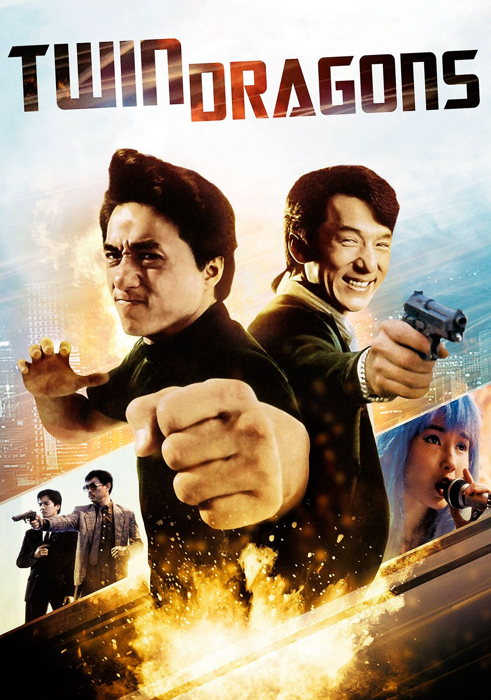 Image Result For Twin Dragon Movie Dragon Movies Jackie Chan