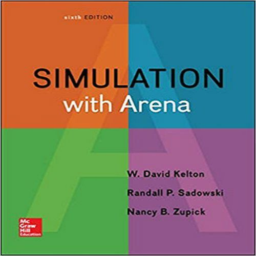 solution manual for simulation with arena 6th edition by kelton rh pinterest com simulation with arena kelton solution manual simulation with arena 5th edition solution manual