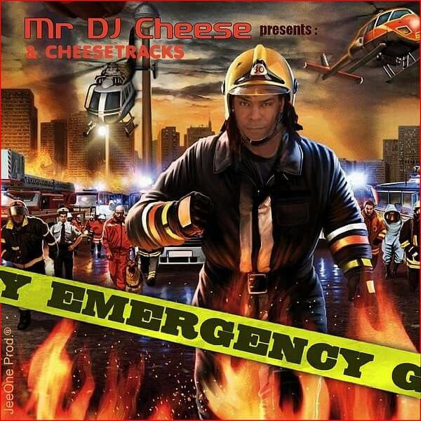 CHEESETRACKS Presents - Emergency (Remixed artwork by JeeOne) http://soundcloud.com/mr-dj-cheese