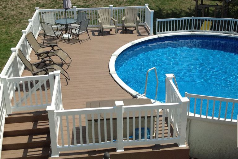 Impressive 60 Cheep Swimming Pool Deck Design Ideas Of