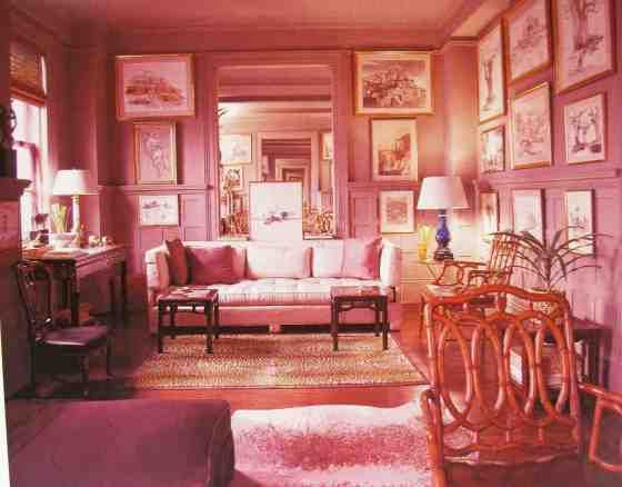 Unique New York Style Living Room Photo - Living Room Designs ...