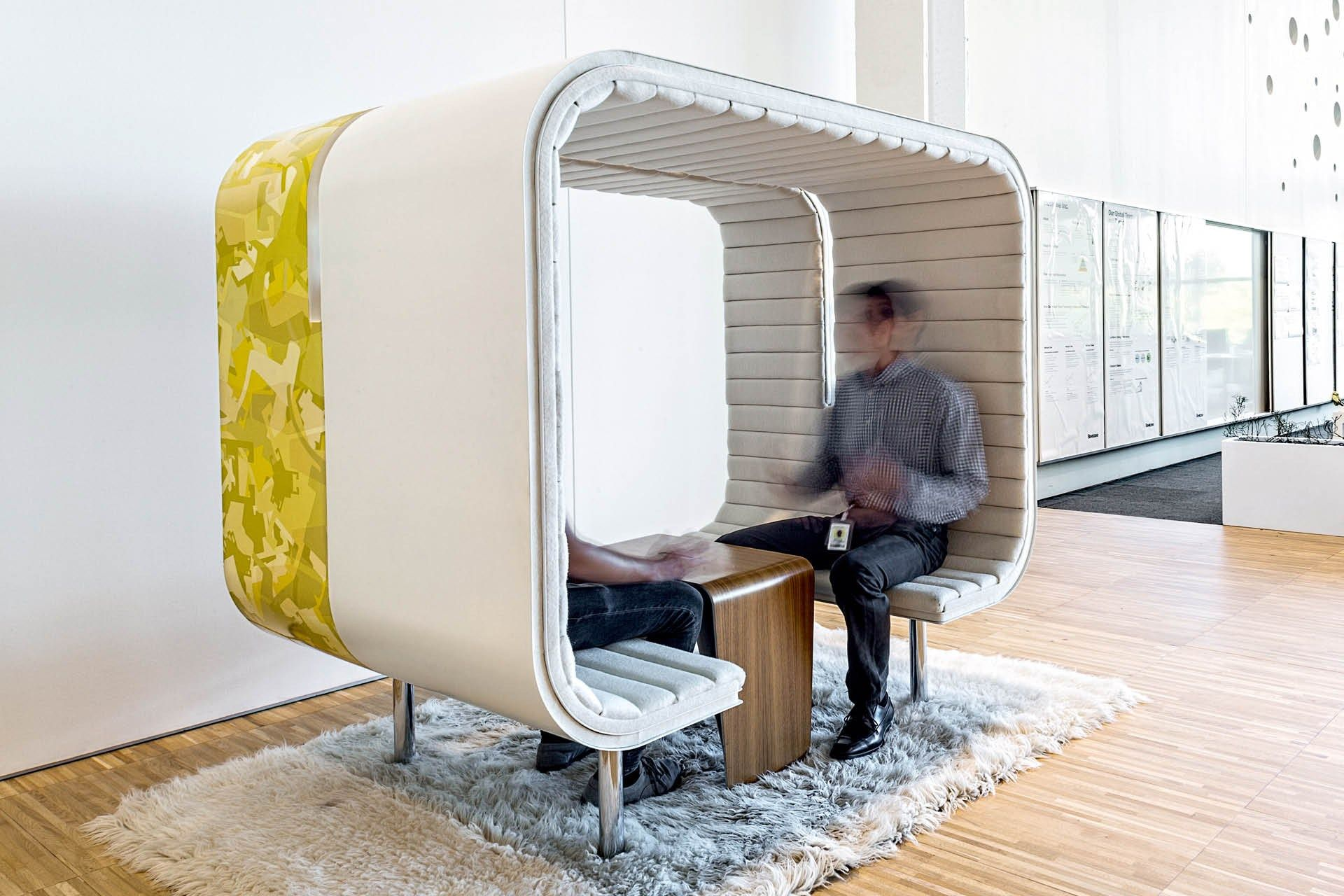 This company is designing the future of office furniture Office